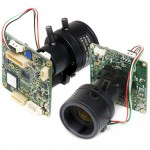 Full-HD SDI 2.1 Megapixel Day/Night Compact OEM Board Camera with Switch