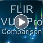 FLIR VUE Pro 640x480 Comparison: 9mm, 13mm, 19mm