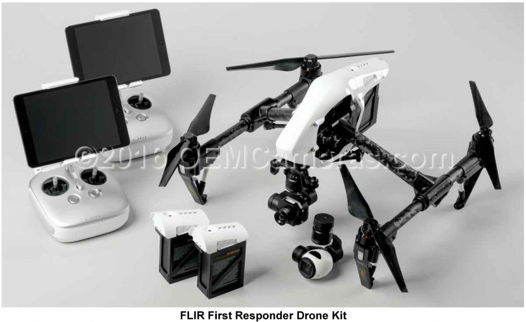 FLIR AERIAL FIRST RESPONDER KIT