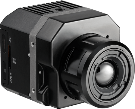 FLIR VUE PRO R - Radiometric drone camera for accurate airborne temperature measurements