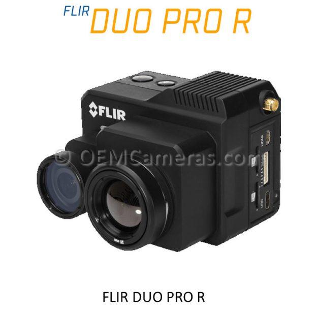 flir duo pro r thermal imaging camera