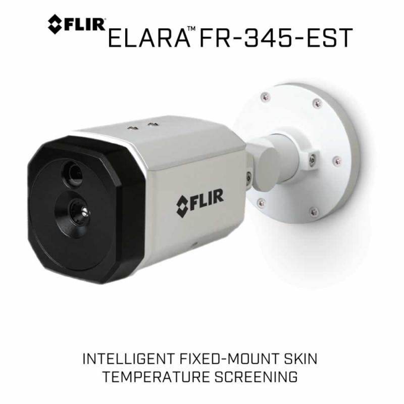 FLIR ELARA™ FR-345-EST 320 × 256 4MM 45°HFoV - LWIR Radiometric Thermal Camera