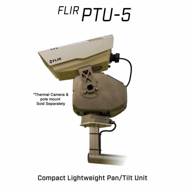 FLIR PTU-5 High Performance Pan/Tilt