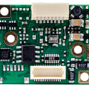 Videology 20C21XW 1/3 CMOS WDR Color Board Camera