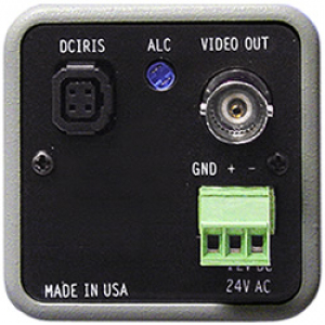 """Videology 20D739S-2 1/3"""" CMOS Rugged Color Camera with Wide Dynamic Range"""