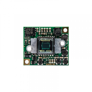 Videology 21K45X 1/4 in. CCD High Resolution Color Board Camera
