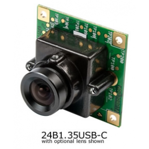 Videology 24B1.3XUSB-C - HiDef B&W Single Board Camera