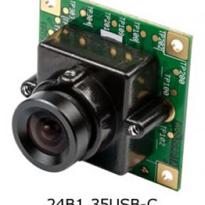 Videology 24B1.3XUSB-C - HiDef B&W Single Board Camera