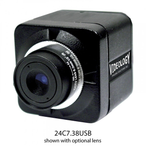 Videology 24C7.38USB Megapixel Color Box Camera