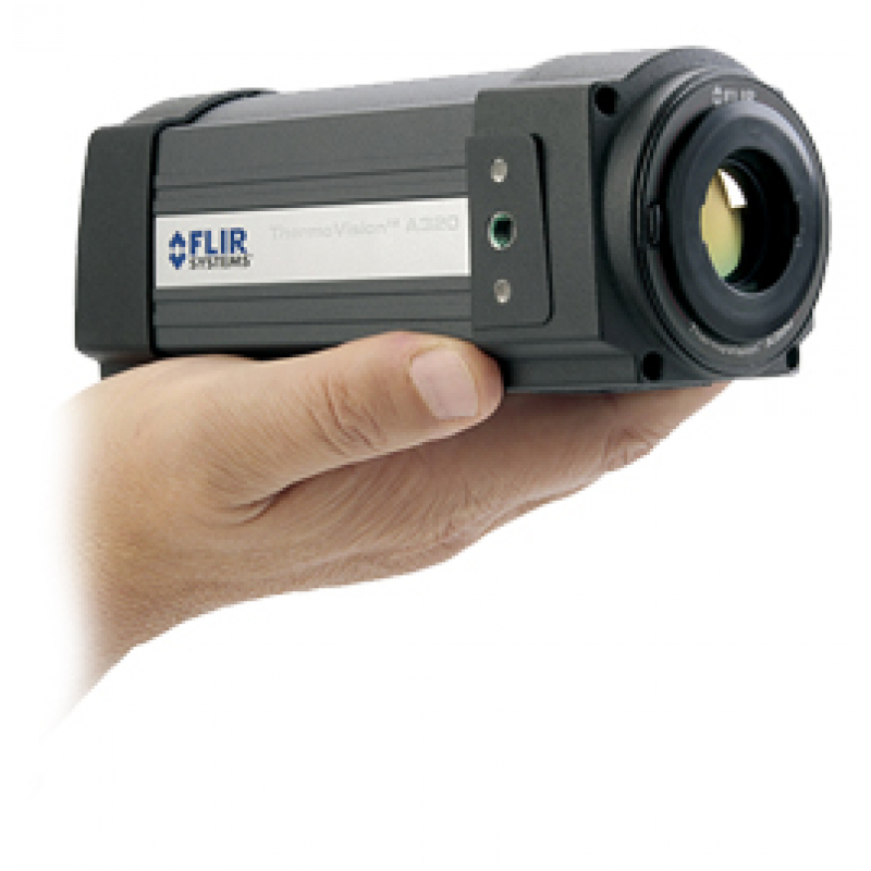 FLIR A315 320 x 240 18mm 25° HFoV - LWIR Thermal Imaging Camera