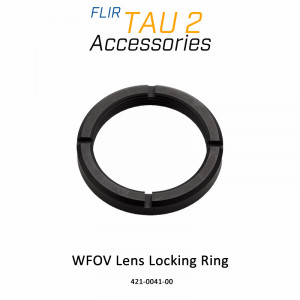 FLIR Tau WFOV Lens Locking Ring