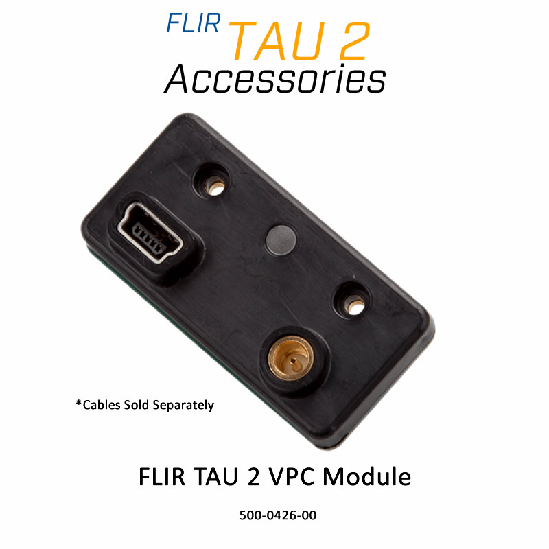 FLIR TAU 2 VPC Module Only (No Cables)