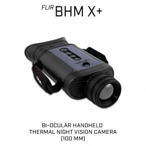 FLIR BHM-X+ 100MM BI-OCULAR HANDHELD THERMAL NIGHT VISION CAMERA