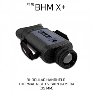 FLIR BHM-X+ 35MM BI-OCULAR HANDHELD THERMAL NIGHT VISION CAMERA