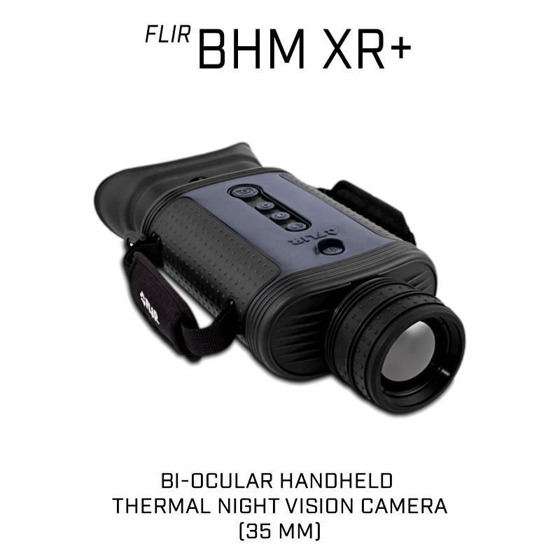 FLIR BHM-XR+ 35MM BI-OCULAR HANDHELD THERMAL NIGHT VISION CAMERA
