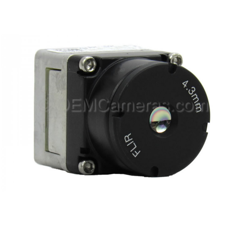 FLIR BOSON 320 x 256 4.3mm 50° HFoV - LWIR Thermal Camera Core