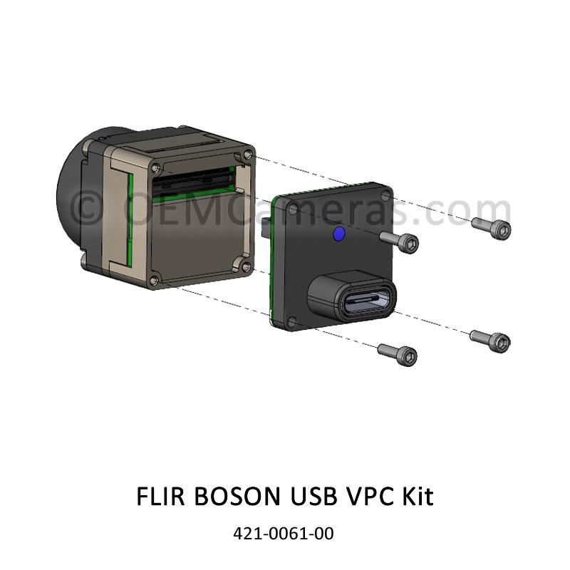 Teledyne FLIR BOSON VPC Accessory with USB Cable