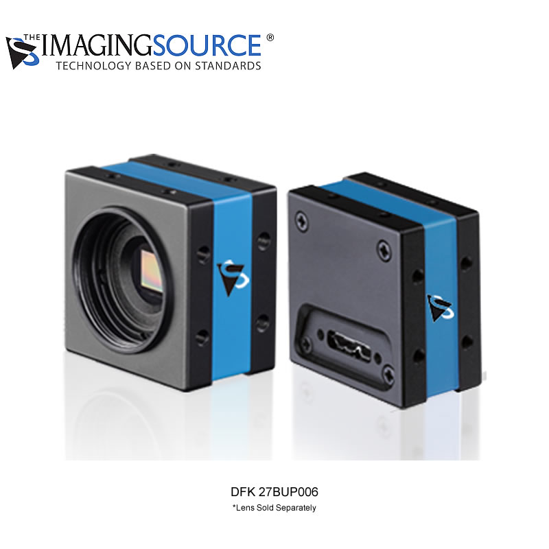 DFK 27BUP006 USB 3.0 color industrial camera
