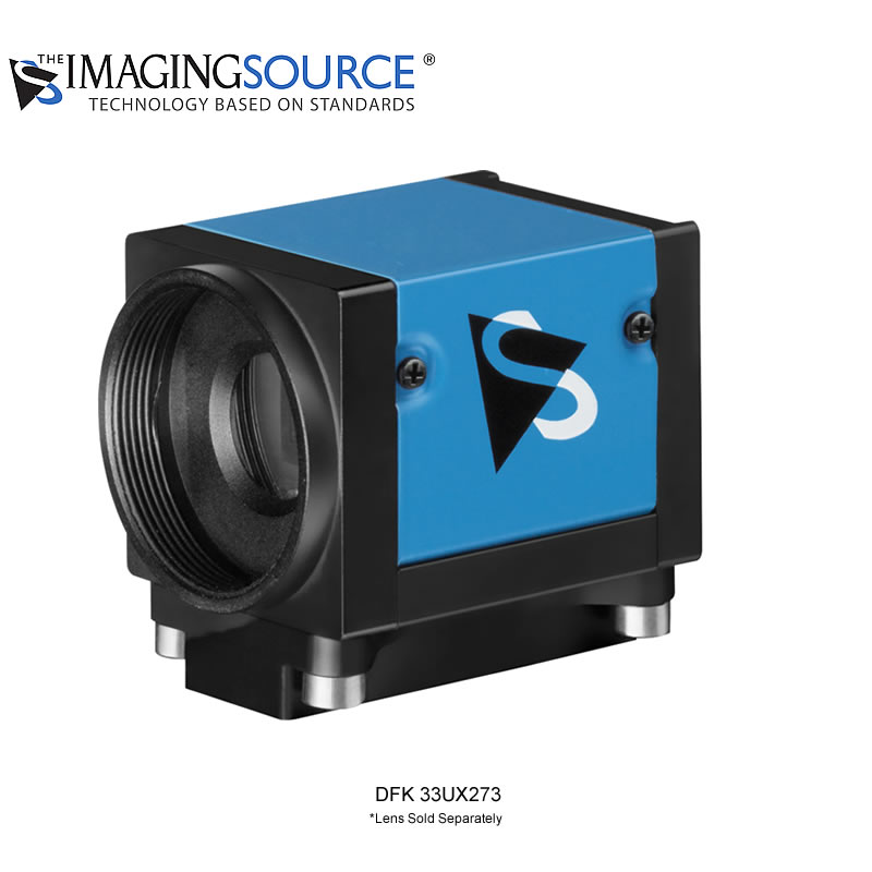 DFK 33UX183 USB 3.0 color microscope camera