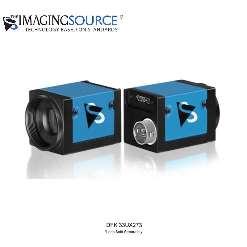 DFK 33UX273 USB 3.0 color industrial camera