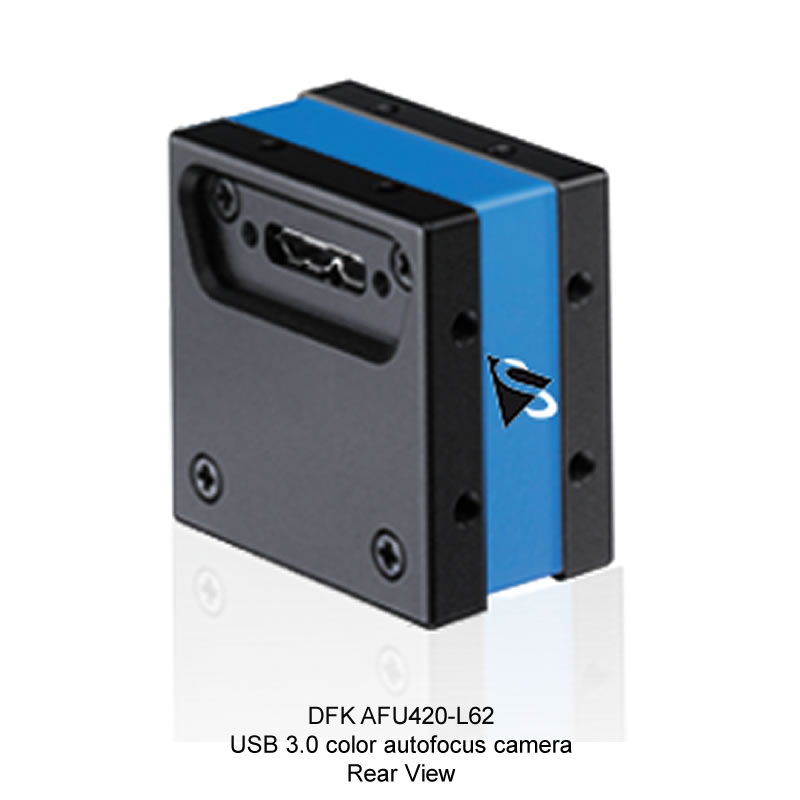 Imaging Source DFK AFU420-L62 USB 3.0 color autofocus camera
