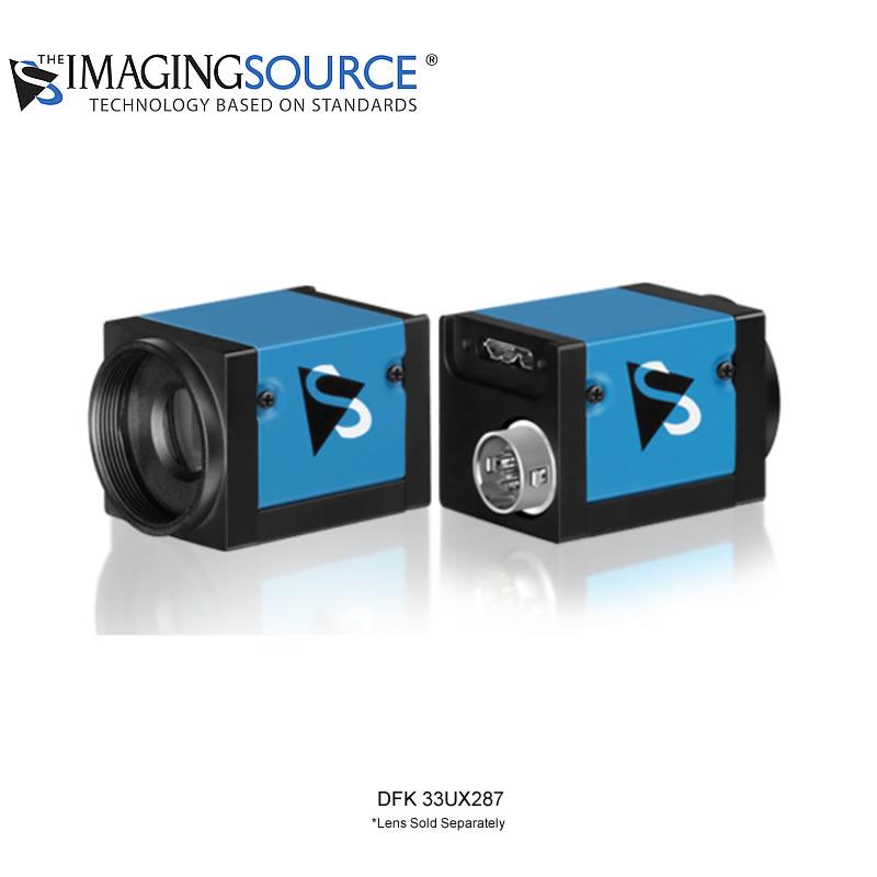 DFK 33UX287 USB 3.0 color industrial camera