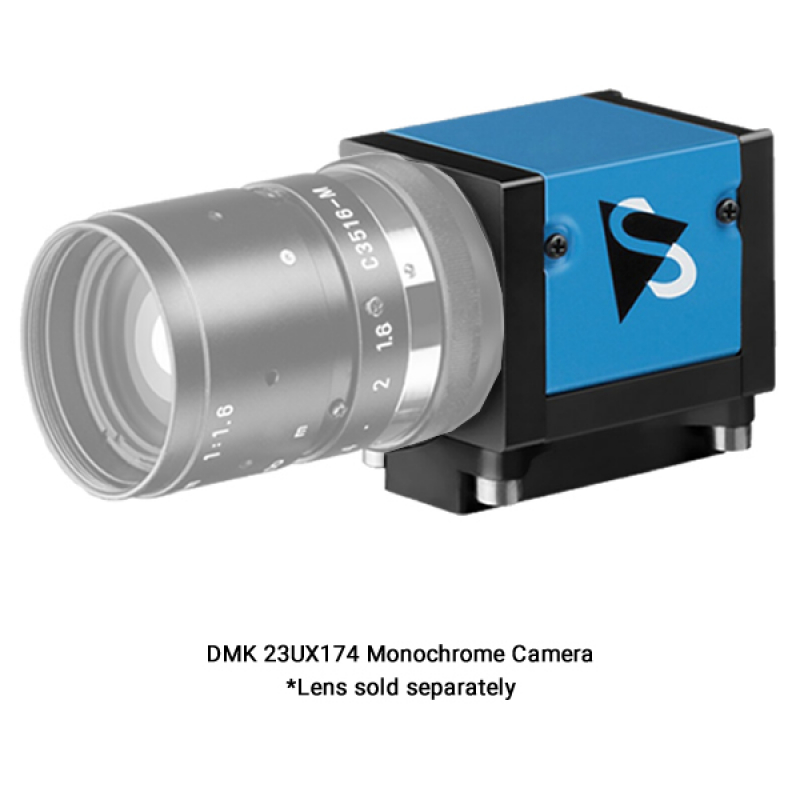 DMK 23UX174 monochrome industrial camera