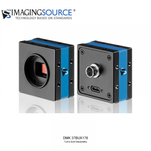 DMK 37BUX178 USB 3.1 monochrome industrial camera