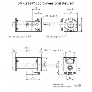 DMK 23GP1300