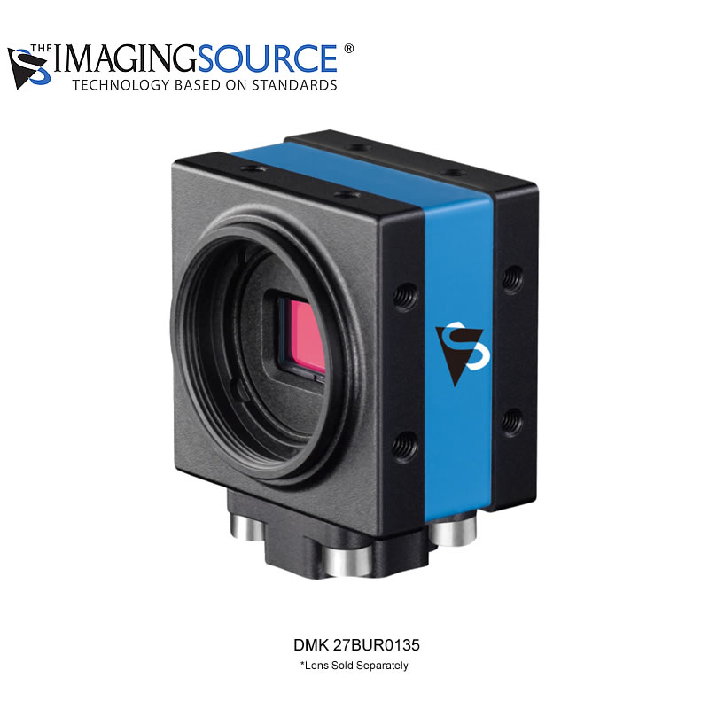 DMK 27BUR0135 USB 3.0 monochrome industrial camera