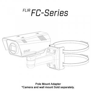 FLIR FC Series Pole Adapter