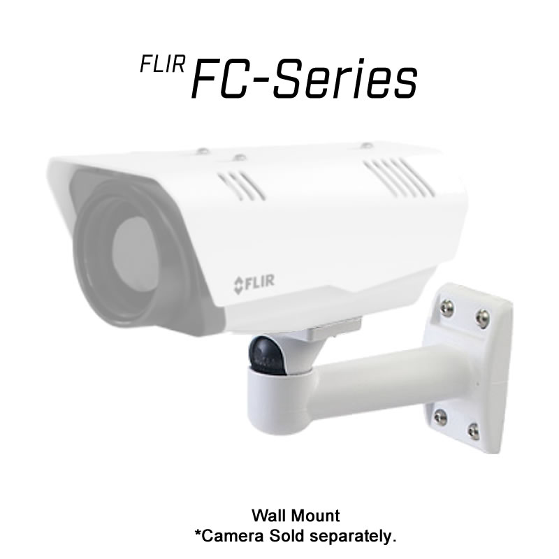 FLIR FC-608-O 640 x 480 75MM 8.6° HFOV - LWIR Thermal Security Camera