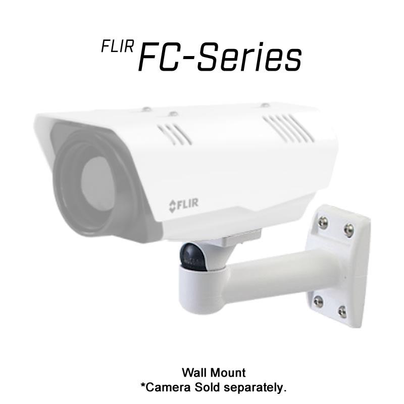 FLIR FC-669-O 640 x 480 9MM 69° HFOV - LWIR Thermal Security Camera