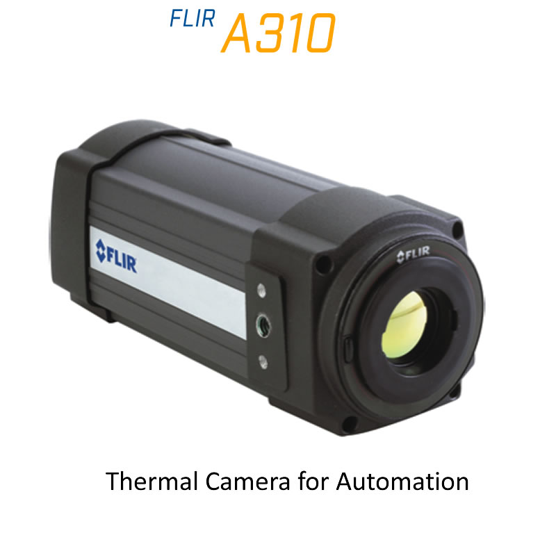 FLIR A310 (30Hz) 18mm Lens 25° FoV Thermal Imaging Camera