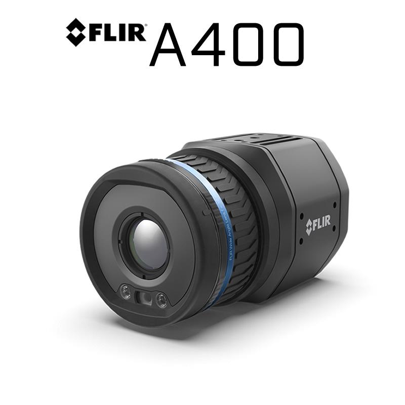 FLIR A400 320 × 240 14°, 24°, 42° HFoV - LWIR Thermal Streaming Sensor (Advanced)