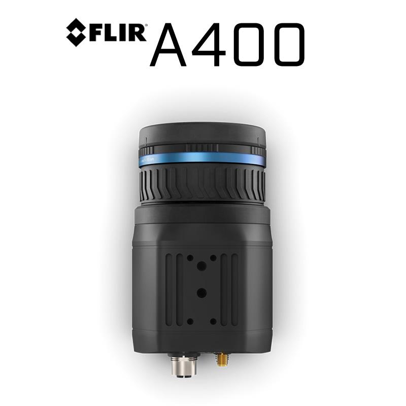 FLIR A400 320 × 240 14°, 24°, 42° HFoV - LWIR Thermal Streaming Sensor (Standard)