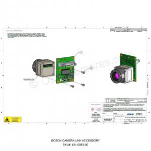 FLIR Boson Camera Link Accessory