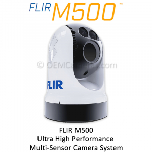 FLIR M500 Ultra High Performance Multi-Sensor Camera System
