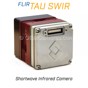 FLIR TAU SWIR Shortwave Infrared (SWIR) Camera