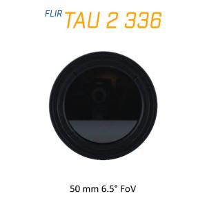 FLIR Tau 2 336 x 256 50mm 6.5° LWIR Thermal Imaging Camera Core <9Hz