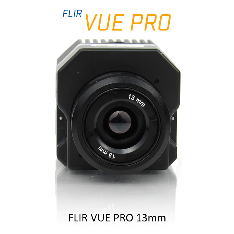 FLIR VUE PRO 336 x 256 13MM 25° HFOV - LWIR Thermal Camera for Drones 30Hz
