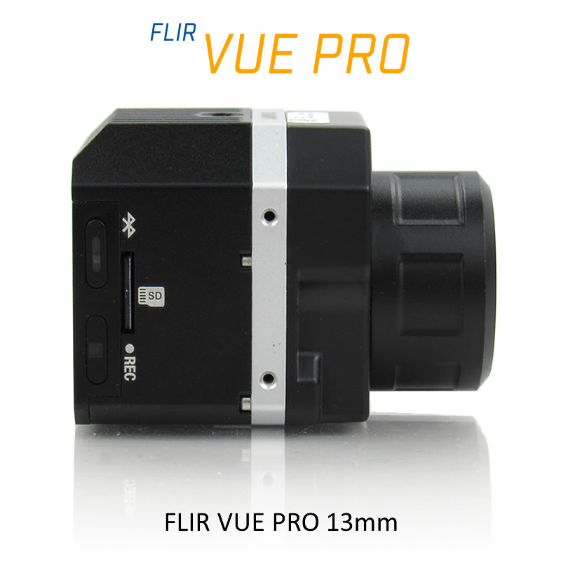 FLIR VUE PRO 640 x 512 13MM 45° HFOV - LWIR Thermal Camera for Drones <9Hz