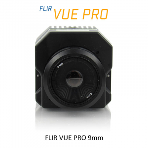 FLIR VUE PRO 640 x 512 9MM 69° HFOV - LWIR Thermal Camera for Drones 30Hz