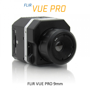 FLIR VUE PRO 336 x 256 9MM 35° HFOV - LWIR Thermal Camera for Drones <9Hz
