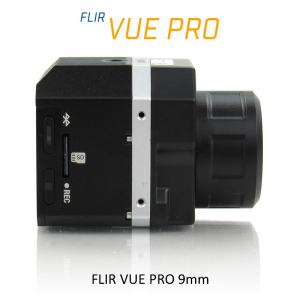FLIR VUE PRO 640 x 512 9MM 69° HFOV - LWIR Thermal Camera for Drones <9Hz