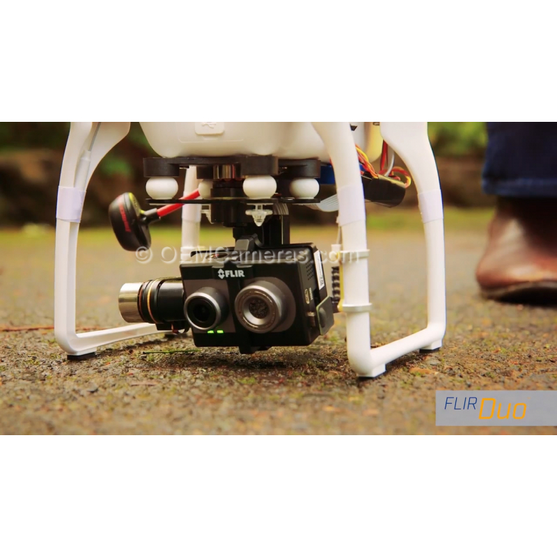 FLIR DUO-R Dual Thermal Imager