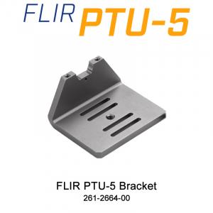 FLIR PTU-5 Side Mount Payload Bracket