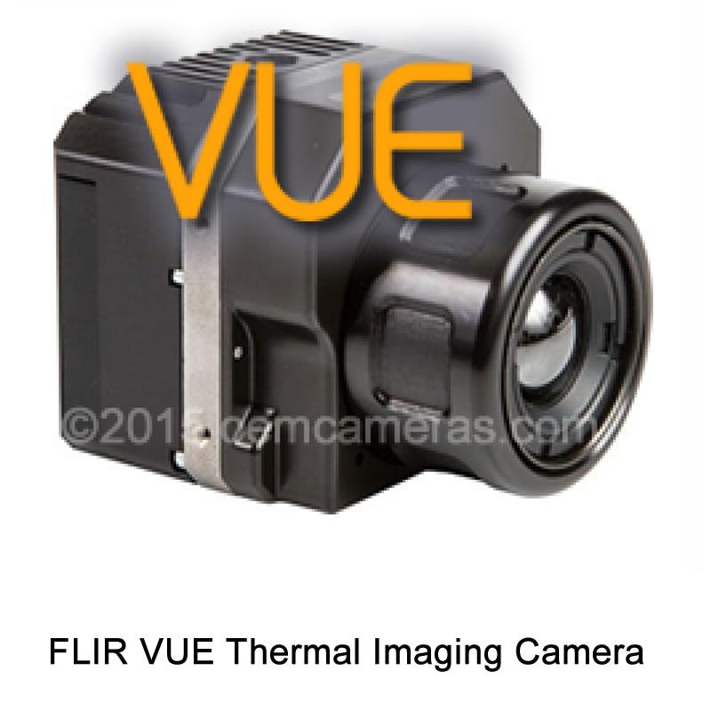 FLIR VUE 640 Thermal Imager 19mm Lens - 30Hz