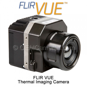 FLIR VUE 640 Thermal Imager 9mm Lens - 7.5Hz