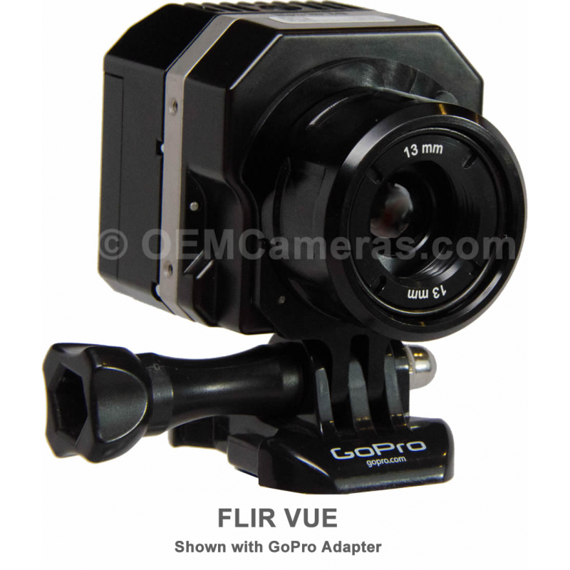FLIR VUE 640 Thermal Imager 13mm Lens - 7.5Hz